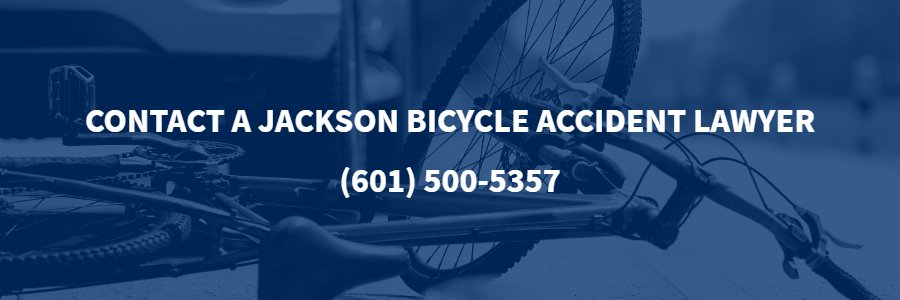 Jackson bicycle accident attorney