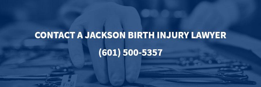 Jackson Birth Injury lawyers